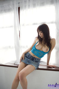 Adorable Asian Babe Mai Nadasaka With Her Nice Tits 07