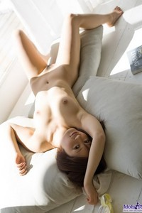 Cute Asian Girl Rina Nude 02