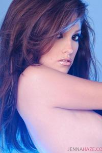 Jenna Haze Blue Lights 10