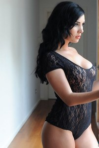 Ann Denise Black Lace 03