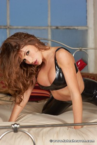Jenny Black Leggings 01