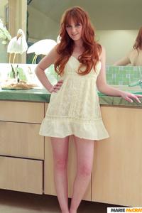 Sexy Redhead Babe Marie McCray Nude Photos 00