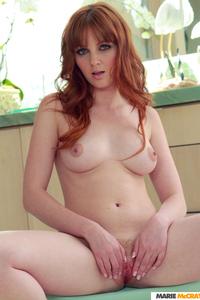 Sexy Redhead Babe Marie McCray Nude Photos 13