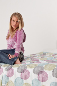 Madden Jeans On Bed 07