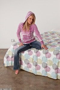 Madden Jeans On Bed 09