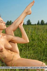 Vanda B Enjoys The Nature 01