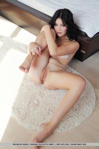 Sexy Russian Skinny Babe Malena 08