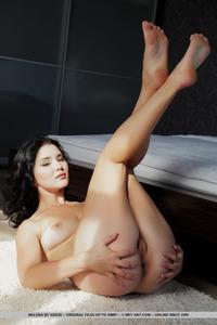 Sexy Russian Skinny Babe Malena 15