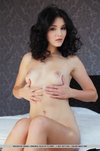 Sexy Russian Skinny Babe Malena 16
