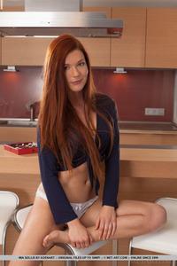 Redhead Angel Mia Sollis 00