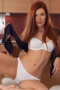 Redhead Angel Mia Sollis 09