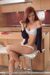 Redhead Angel Mia Sollis 13