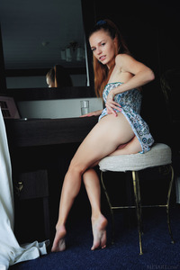Lovely And Naughty Russian Teen Sofi Shane Strips 05