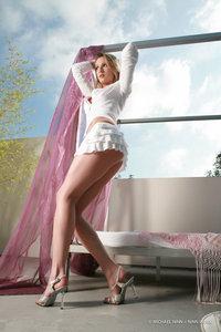Blond Beauty Samantha Ryan Nude Gallery 07