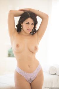 Busty Brunette Valentina Nappi 11