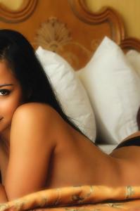 Luana Lani Stirps Her Black Lingerie 03