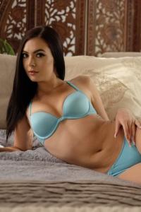 Marley Brinx Gets Nude In Her Bedroom 01