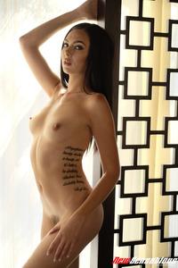 Marley Brinx Gets Nude In Her Bedroom 13