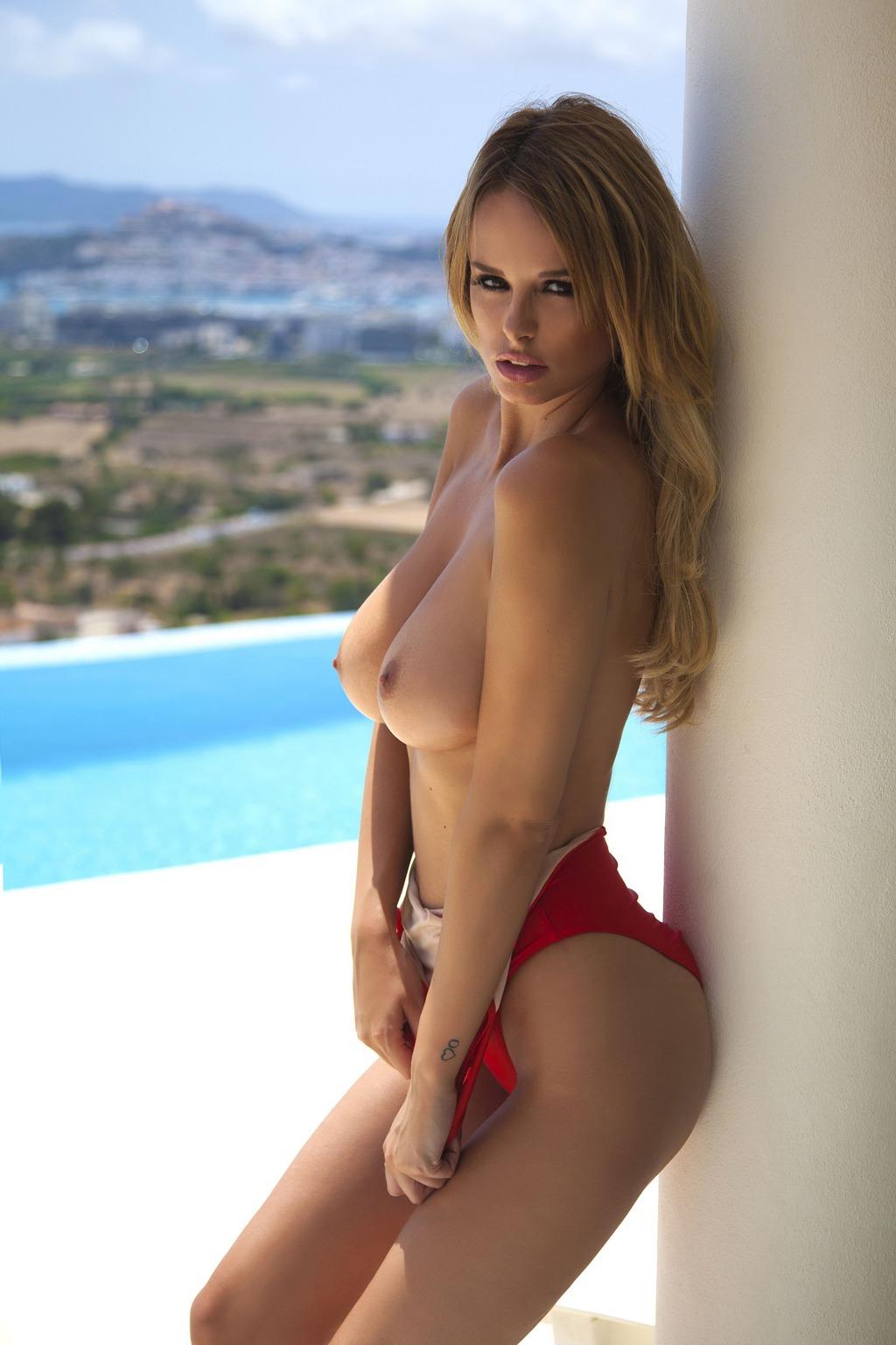 Rhian Sugden Hot Sun Kissed Celebrity Sand Covered Body 08