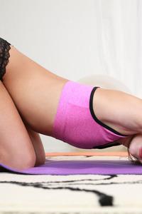 Kenna James Do Some Exercise 03