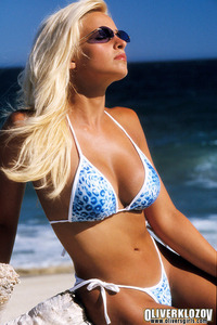 Heather Gorgeous Beach Babe 03