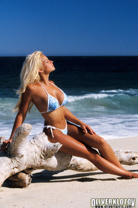 Heather Gorgeous Beach Babe 05