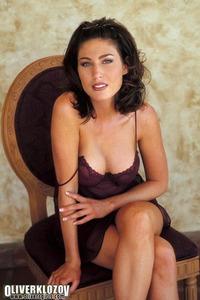 Ashley Ann In Sexy Nightie 00