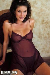 Ashley Ann In Sexy Nightie 02