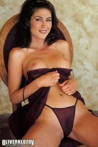 Ashley Ann In Sexy Nightie 08