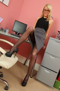Lacey Jay In Pantyhose 06