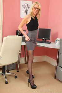 Lacey Jay In Pantyhose 08