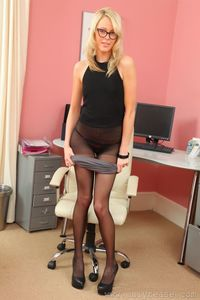 Lacey Jay In Pantyhose 11