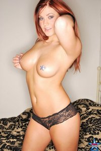 Avery Hot Black Panties 13