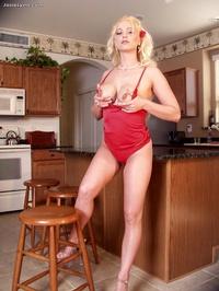 Josie Lynn Red Panties 02
