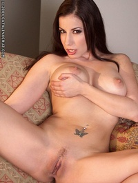Viviana Hughes Bounces Her Huge Tits 13