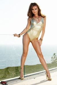 Capri Anderson - Gold Shimmer 04