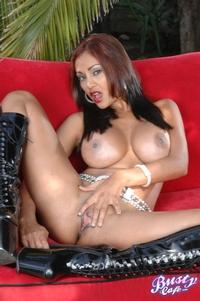 Priya Rai Shows Her Big Tits 08