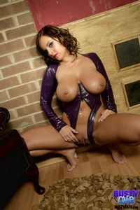 Candy Shows Her Huge Tits 12