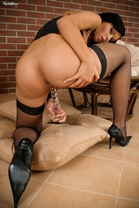 Suzie Diamond Stockings 12