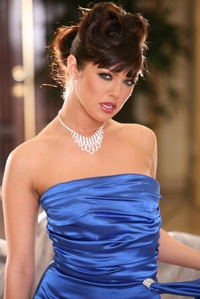 Sadie West Blue Dress 00