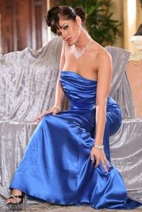Sadie West Blue Dress 01