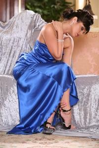 Sadie West Blue Dress 02
