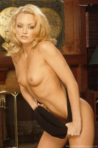 Sexy Blonde Pornstar 09