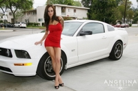 Angelina Sports Car 00