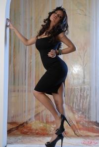 Yurizan Black Dress 06