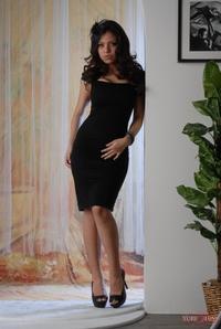 Yurizan Black Dress 10