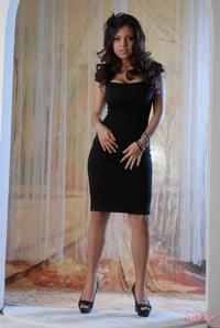 Yurizan Black Dress 14