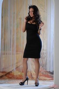 Yurizan Black Dress 15