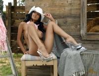 Priya Rai In Hat 14