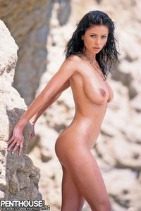 Veronika Naked At The Beach 13